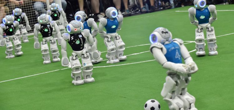 Robocup 2017: Robots are set to Replace your Best Football Stars by 2050