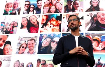 Google's CEO, Sundar Pichai Appointed to Alphabeth's Board as Google Rakes in $26 Billion in Q2