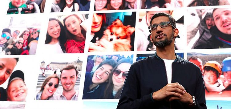 Sundar Pichai Takes Over as Alphabet CEO as Founders Sergey Brin and Larry Page Resigns