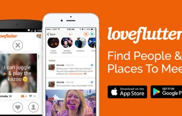 LoveFlutter Launches Blue, A New Dating App for Verified Twitter Users