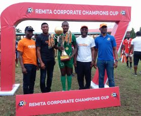 Beyond Football, Innovative Ideas Can Sprout From Remita Corporate Champions Cup
