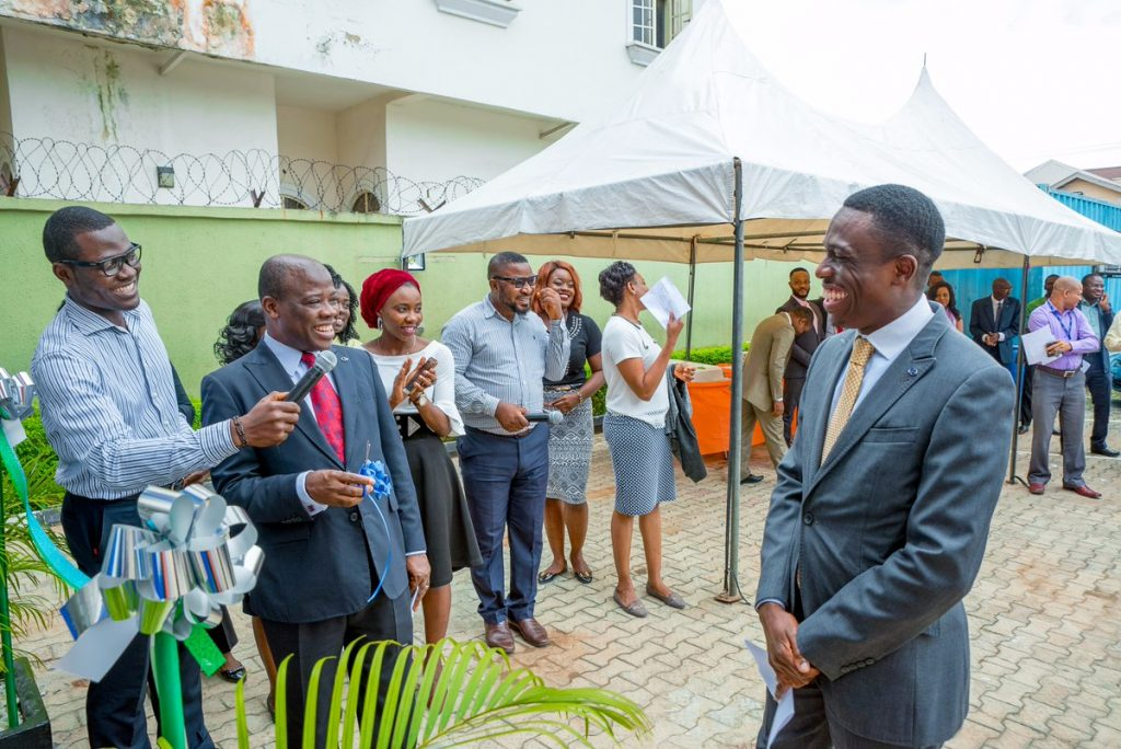 CWG innovation opens in Lagos