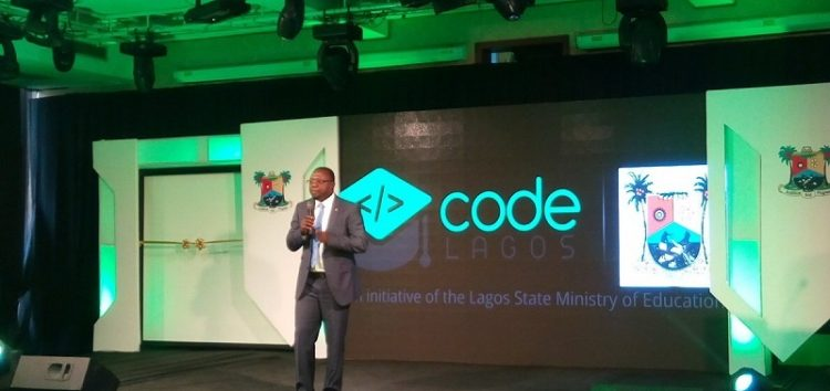 #CodeLagos: Second Phase to Begin in September in Over 300 Coding Centers