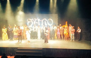MTN, BAP Showcase Nigeria's Heritage In London Through #SaroTheMusical