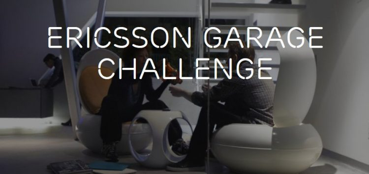 Ericsson Garage Startup Challenge 2017- Opportunity for 9 Startups to Get Big