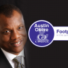 """""""Footprints in the sands of time"""" - A Graduation Address By Austin Okere"""