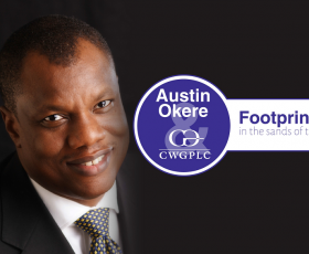 """""""Footprints in the sands of time"""" – A Graduation Address By Austin Okere"""