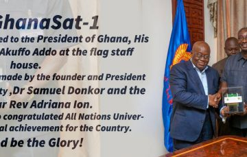 GhanaSat-1: Ghana Joins Other African Nations in Space