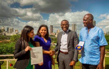 Celebrating Innovation: Godwin Benson's Tuteria Wins Africa Prize