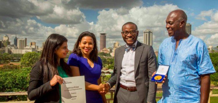 Celebrating Innovation: Godwin Benson's Tuteria Wins Africa Prize