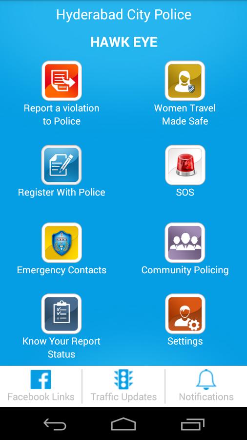Hawk eye app Nigeria