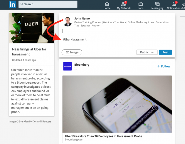 LinkedIn launches video option
