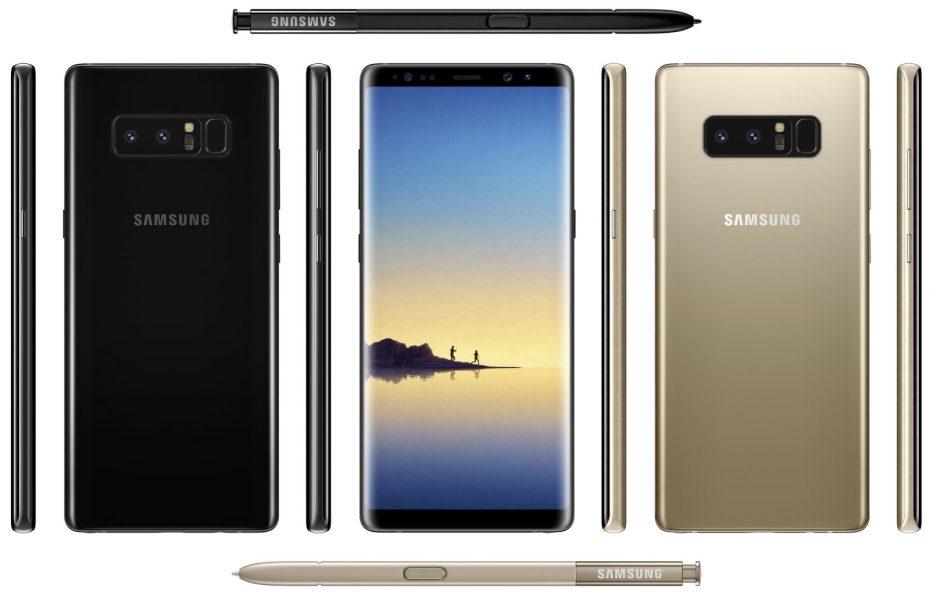 Samsung Galaxy Note 8C Details