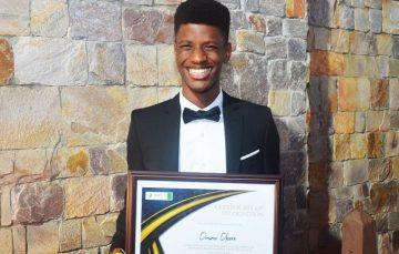 Omimi Okere wins Nigeria's Top 25 Under 25 Entrepreneurs Award
