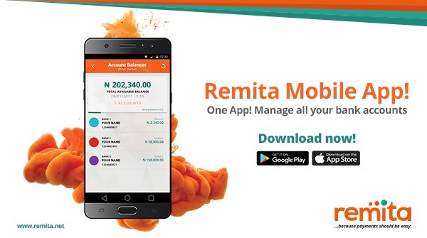 #RemitaAppLaunch