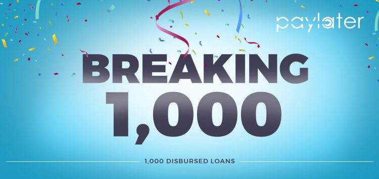 Kudos: Paylater.ng Reaches Targeted Milestone of 1000 Loans Per day!