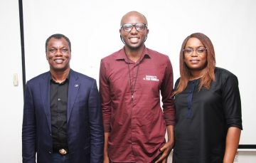 #Takeaway: Austin Okere and Banke Alawaye Spilled so Much Juice at CFA Startups Hangout