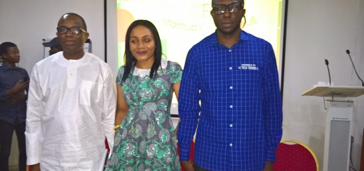 """Stay and Invest in Nigeria""- Wale Ajisebutu Tells Youths at October Edition of CFA's Startups Hangout"