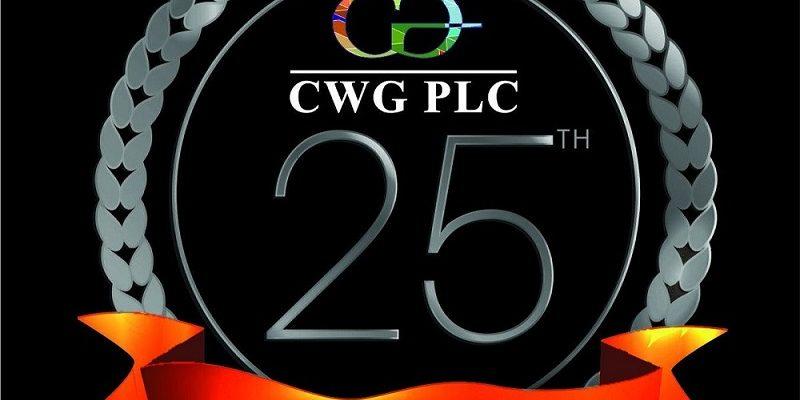 CWG Plc 25 years 1