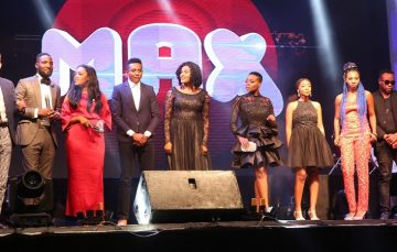 Radio Continental Re-brands: Becomes Max Fm 102.3, Unveils Murphy Ijemba