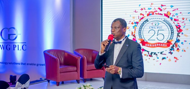Address by Austin Okere at the CWG Plc Silver Jubilee Anniversary Dinner/Gala Night