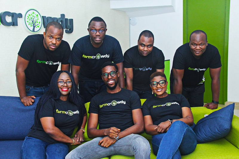 #FarmInMyPocket- Farmcrowdy Launches Mobile App for Agritech in Nigeria