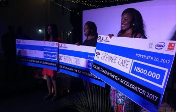Farmties, Taeillo and Greymate Care Emerge Winners at the She Leads Africa Demo Day