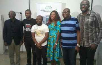 Two Portharcourt-Based Startups Win at CFA's Startups Hangout Pitch Session