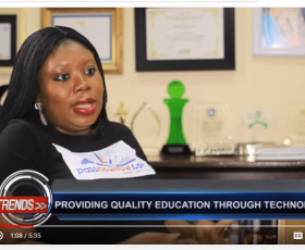 Technology will Support and Complement the Efforts of Teachers, Says Toyosi Akerele-Ogunsiji