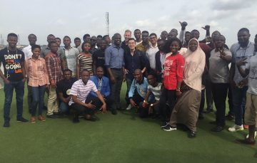 Truecaller Hosts First Event, Launches #TruecallerSDK Developer Program in Lagos