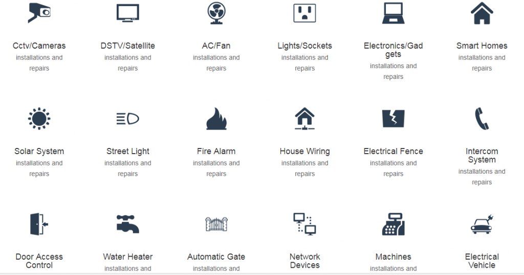 Uber Style! You can now Order for an Electrician Online With Install.com.ng -2