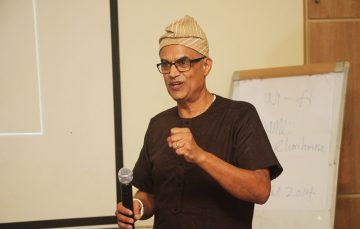 Data Science Nigeria Hosts Big Data Evangelist, Professor Raj Krishna, Unveils 2018 Agenda