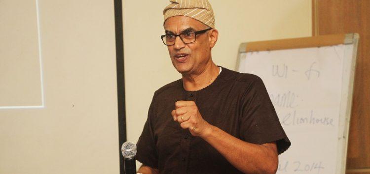 Data Science Nigeria Hosts Big Data Evangelist, Professor Raj Krishna, Unveils 2018 Agenda
