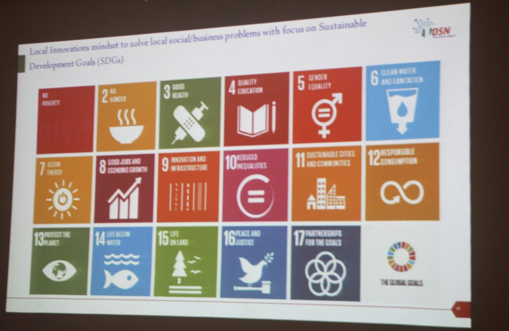 The Data Science Nigeria 2018 programmes are designed to help the nation attain the SDGs