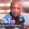 Evans the Kidnapper, Olamide
