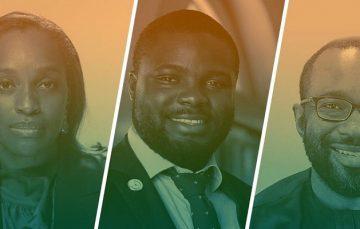 Join Omobola Johnson, Iyinoluwa Aboyeji, and Tayo Oviosu at #AFFDisrupt2017