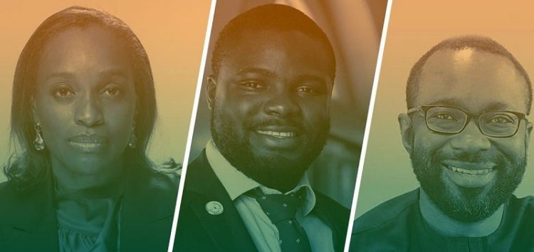 Join Omobola Johnson, Iyinoluwa Aboyeji, and Tayo Oviosu at #AFFDisrupt2017