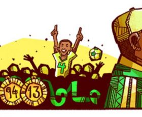 Keshi Gets Google Doodle Honour on His 56th Posthumous Birthday