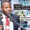 """The 2018 NCS National Conference will Focus on """"Building a Digitally Inclusive Nation"""""""