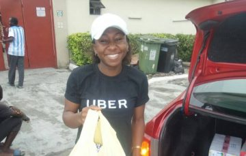 #CSRWatch: Uber Nigeria is Quietly Reaching Lives in Very Many Unique Ways