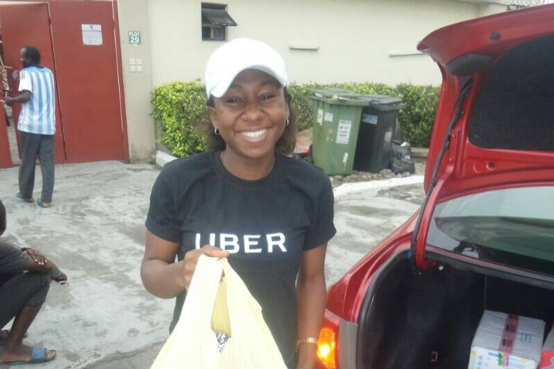 #CSRWatch-Uber Nigeria is Quitely Reaching Lives in Very Many Unique Ways