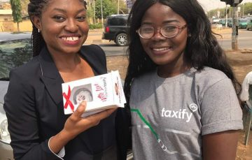 #fromuchewithlove: Taxify Redefines Customer Relationship Management with Valentine threat