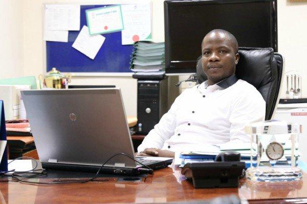 Taiwo Popoola, CEO, Voguenet Intergrated Technology Limited