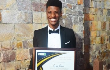 17-year-old Omimi Okere Named Among 100 Most Positively Inspiring African Youths for 2017