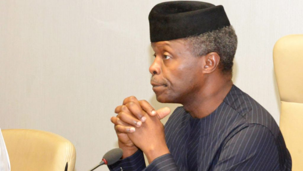 Osinbajo Never Said Nigerian Government Will Spend Additional $3.1bn on National Identity