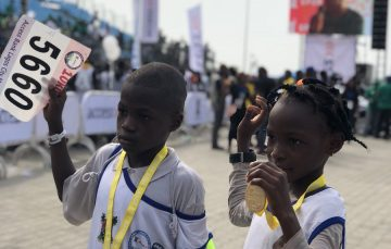 #RunLagos: In Case You Missed the Access Bank Lagos City Marathon, Here are the Highlights