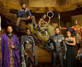#WakandaForever: In my Opinion, #BlackPanther Is Nothing but Much Media Hype!