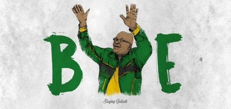 Roundup: Although Jacob Zuma has Resigned, He has Left us Many Popular Memes