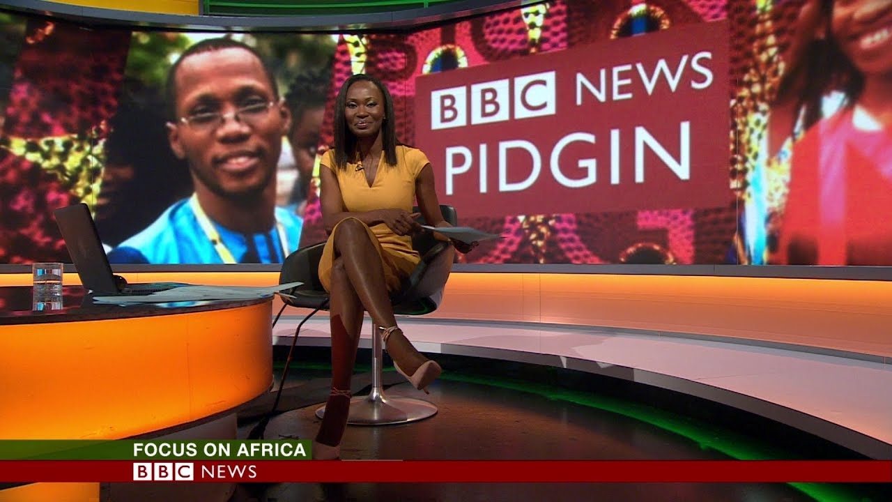 Bbc pidgin english services
