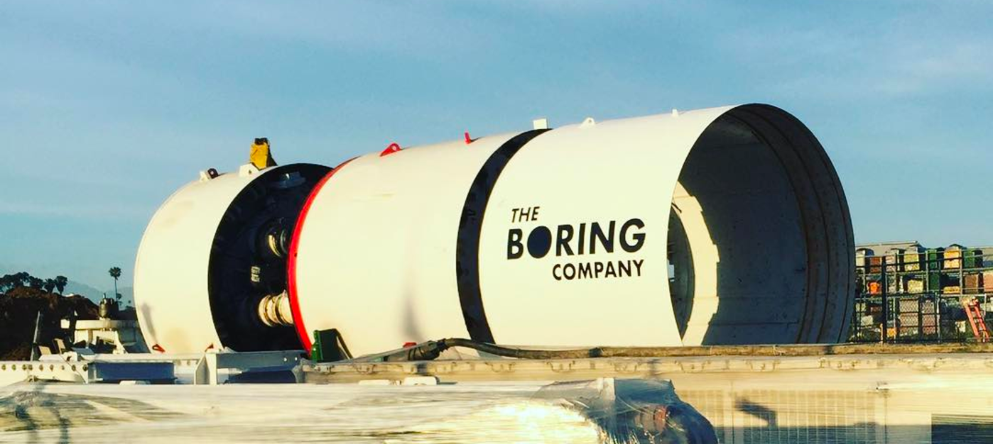 the boring company tunnels